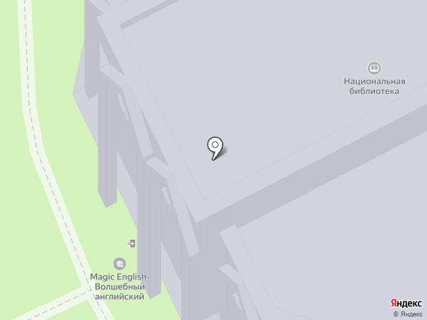 Кулибин Клуб на карте Чебоксар