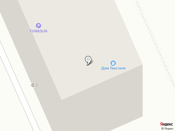 Адвокат Ванюков С.П. на карте Чебоксар