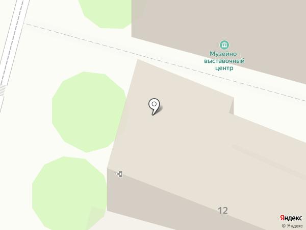 Опера на карте Чебоксар