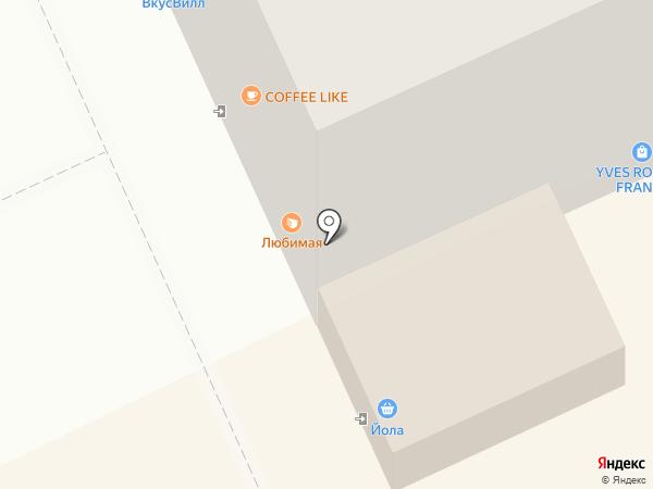 РосДеньги на карте Чебоксар