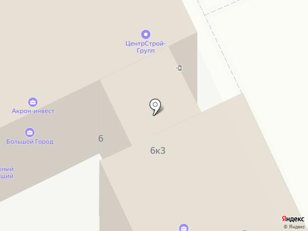 Marketing Street на карте Чебоксар