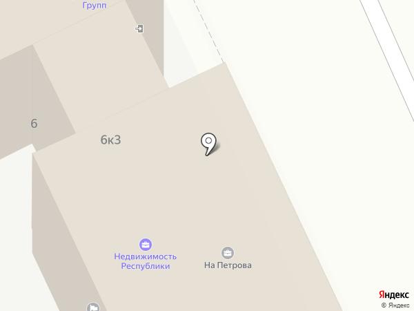 ТЕРМОТЕХНИКА на карте Чебоксар
