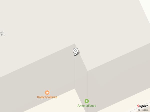 МИО на карте Чебоксар