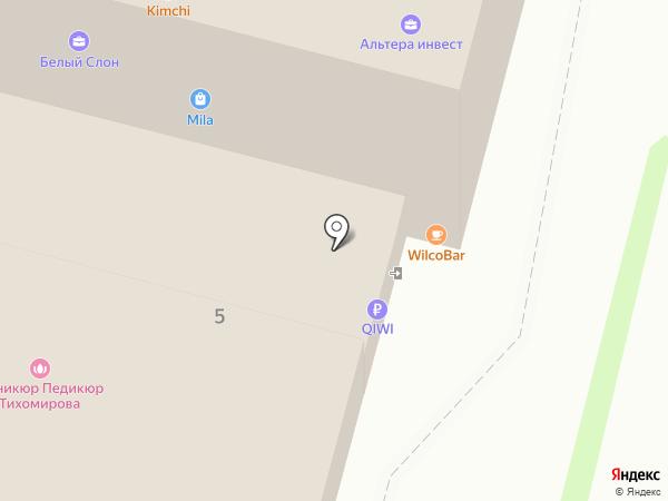 BETCITY на карте Чебоксар