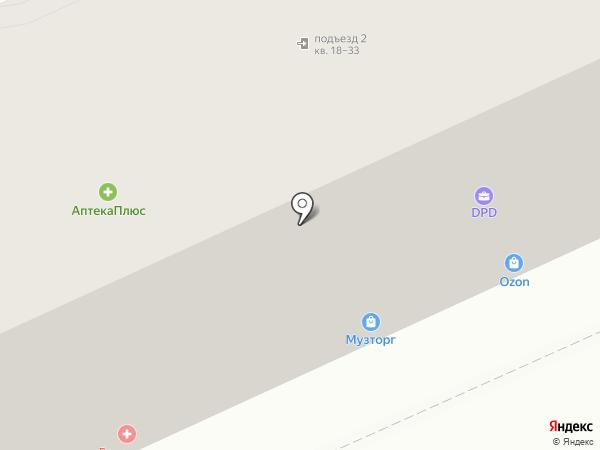 Mode Centr на карте Чебоксар