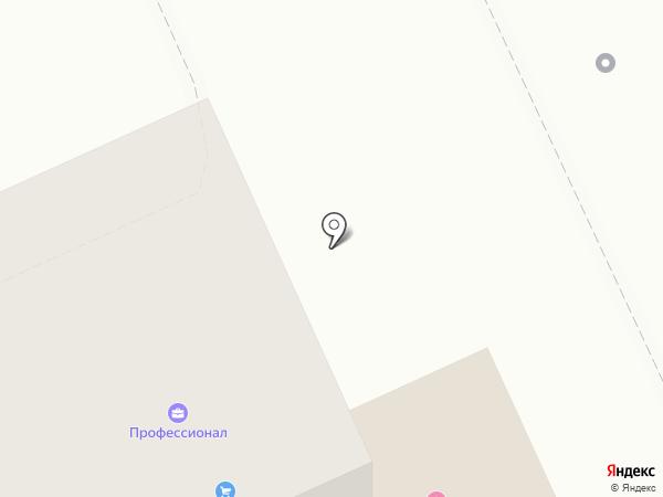 Бриз на карте Чебоксар