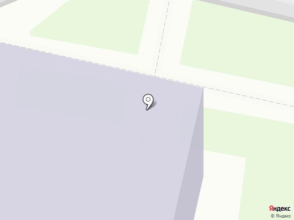 Чувашская государственная сельскохозяйственная академия на карте Чебоксар