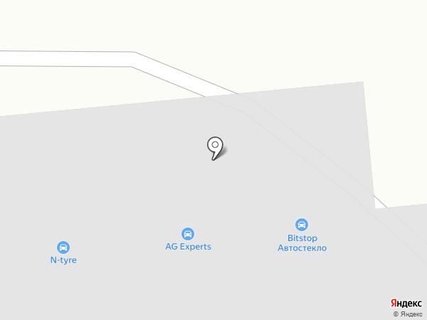 Bitstop на карте Чебоксар