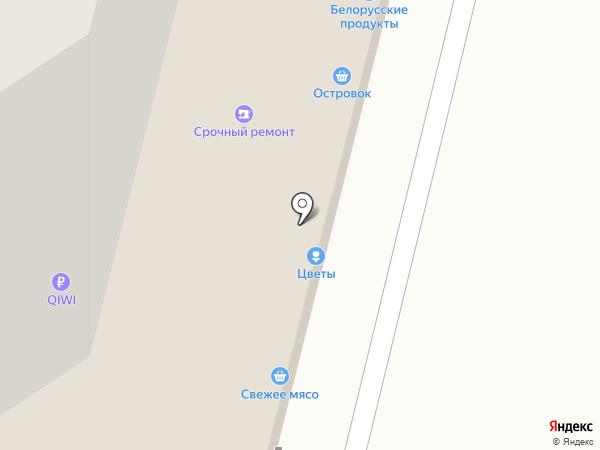 Банкомат, Чувашкредитпромбанк, ПАО на карте Чебоксар