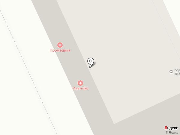 Хеликс на карте Чебоксар