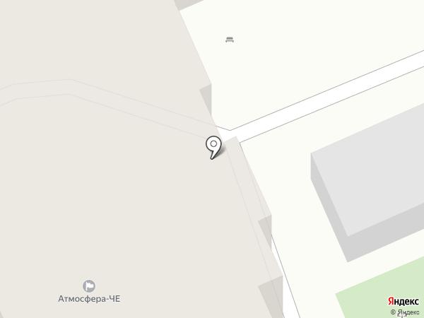 LIDER на карте Чебоксар