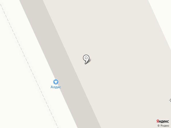 ВесРемТорг на карте Чебоксар