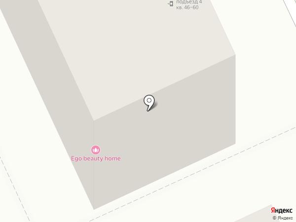 Апрель на карте Чебоксар