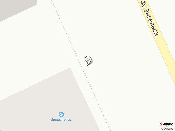 Зверополис на карте Чебоксар