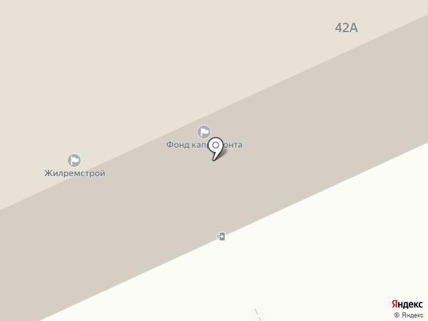 ИНСОЦ на карте Чебоксар