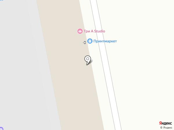СТАРТ МЕДИА на карте Чебоксар