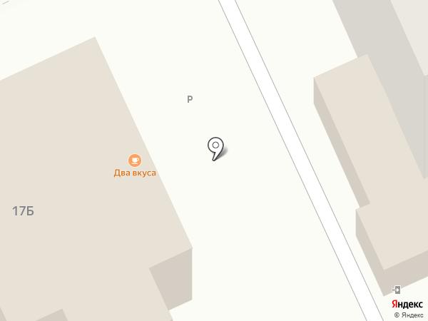 ЖАР СВЕЖАР на карте Чебоксар