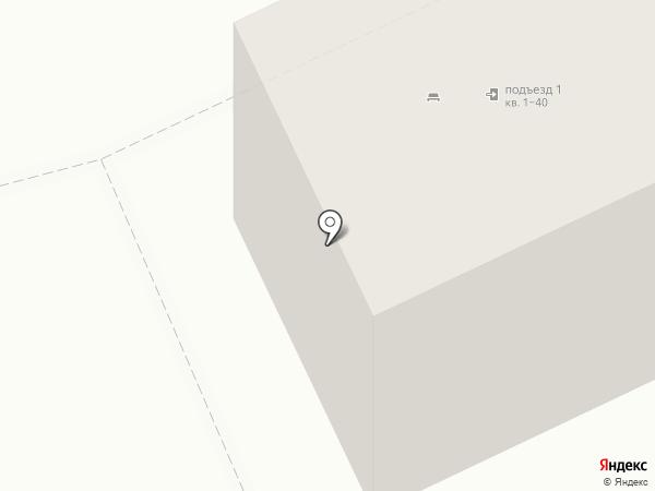 Жилкомсервис-1 на карте Чебоксар