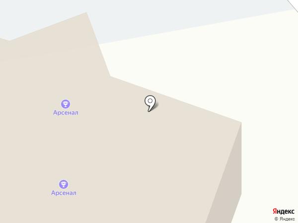АМА на карте Чебоксар