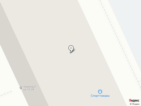ЗигЗаг на карте Чебоксар