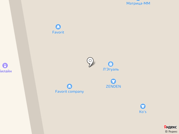 Пешеход на карте Чебоксар