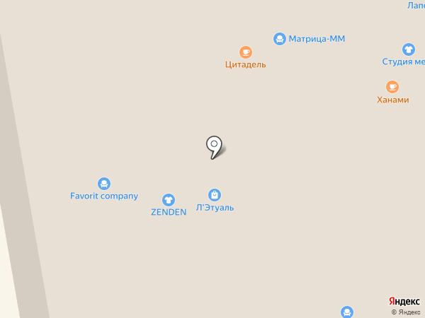 Мебель Комфорт на карте Чебоксар