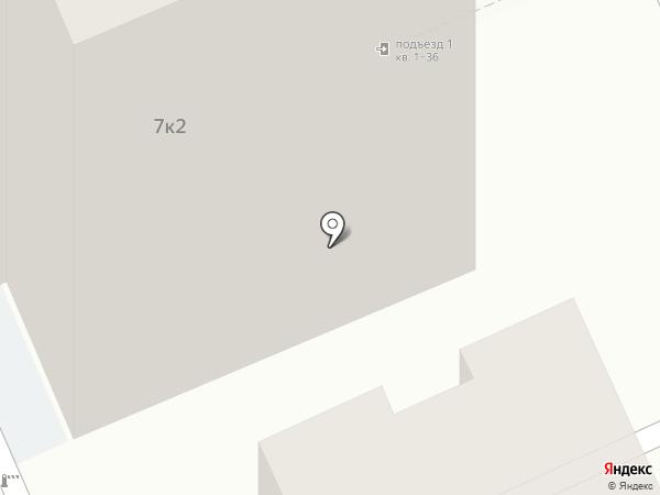Форматика на карте Чебоксар