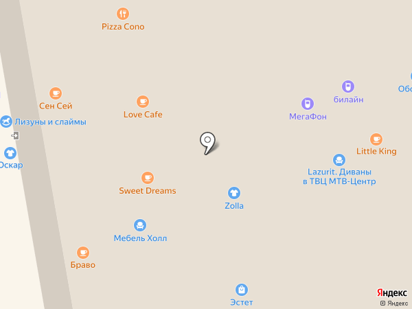 DON DONUTS на карте Чебоксар