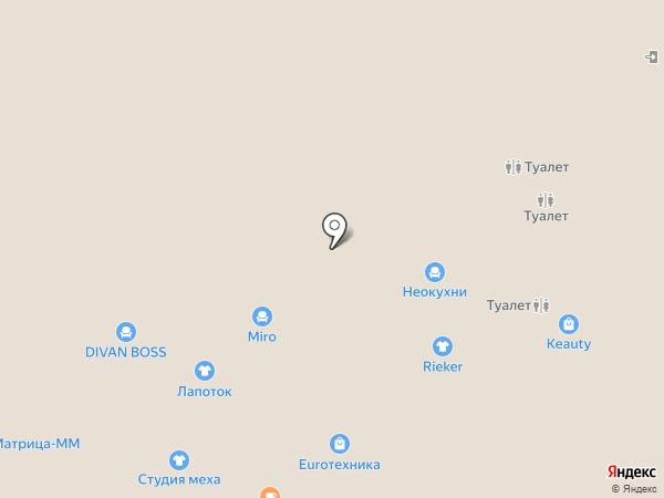 EuroТехника на карте Чебоксар