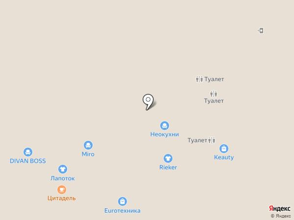 Beauty на карте Чебоксар
