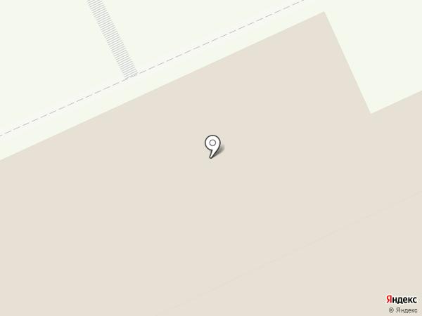 Арена на карте Чебоксар