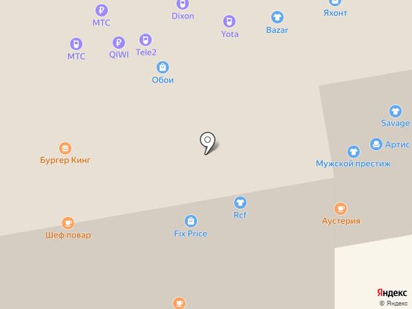 Lazurit на карте Чебоксар