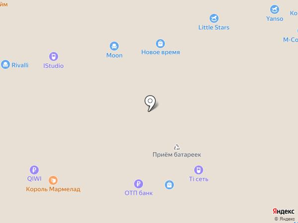 Парфюмерный магазин на карте Чебоксар