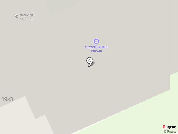 СТРОИТЕЛЬНАЯ КОМПАНИЯ ЦЕНТР-РИЭЛТИ на карте Чебоксар