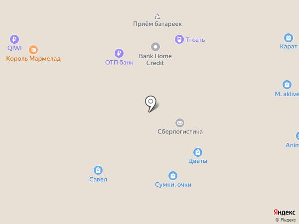 Жемчужина на карте Чебоксар