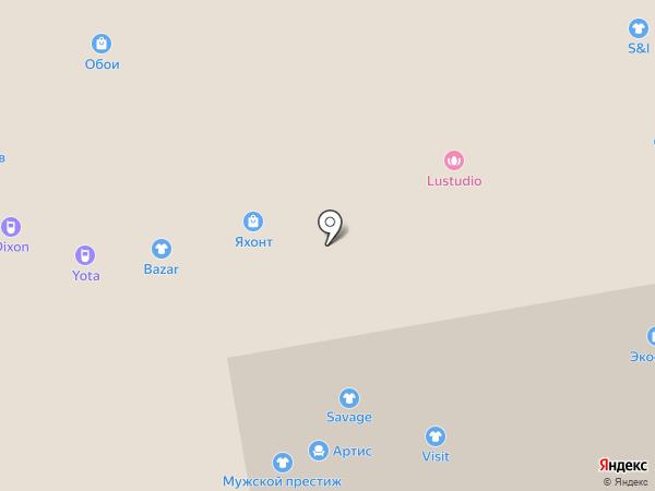 Телефон Плюс на карте Чебоксар