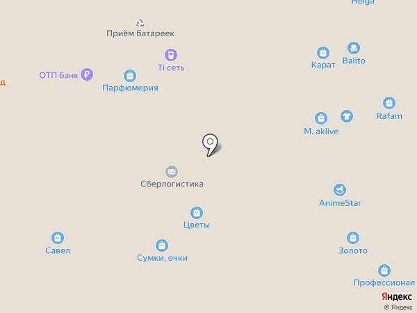 AVTORECORD на карте Чебоксар
