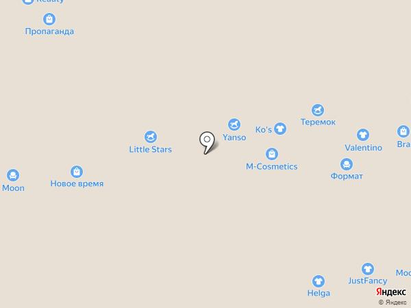 Multi brand на карте Чебоксар