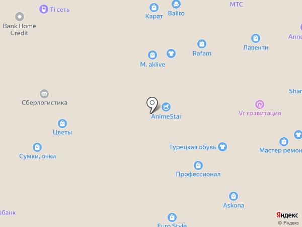 Cool на карте Чебоксар