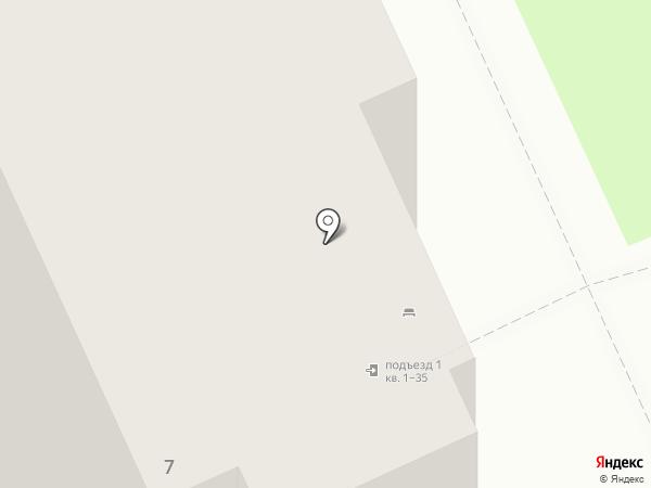 Строительная компания на карте Чебоксар