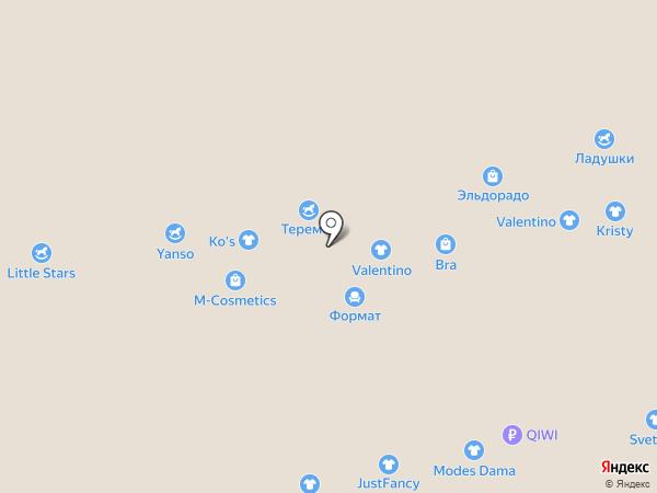 Sunmar на карте Чебоксар