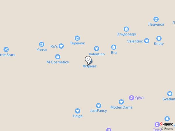 Алмаз-Холдинг на карте Чебоксар