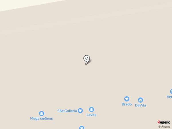Надежда на карте Чебоксар