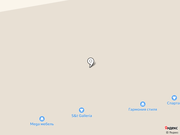 Marriolli на карте Чебоксар