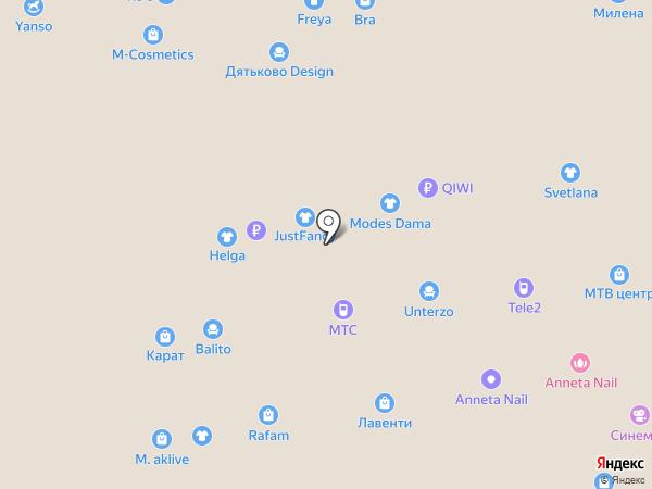 Отличные Колготки на карте Чебоксар
