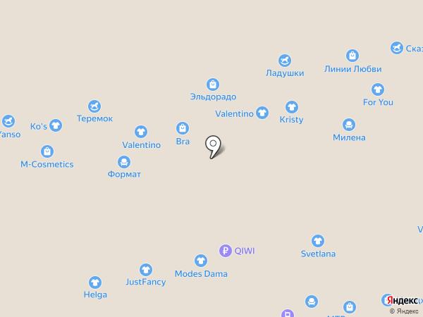 Кругозор на карте Чебоксар