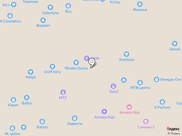 Capstore на карте Чебоксар