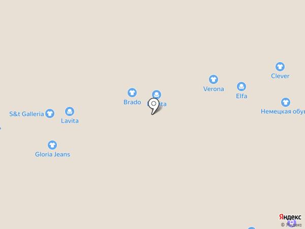 Уютерра на карте Чебоксар