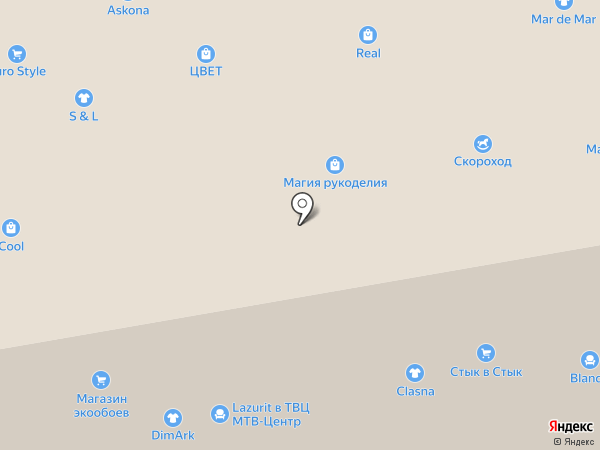 ПУМБА-ПАРК на карте Чебоксар