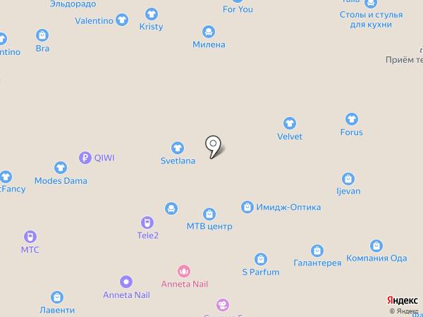 AnimeSTAR на карте Чебоксар